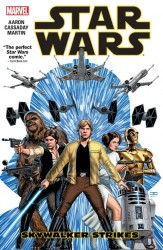 Marvel - Star Wars Vol 1 Skywalker Strikes TPB