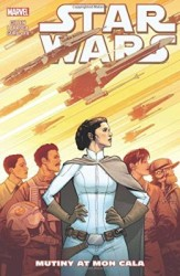 Marvel - Star Wars Vol 8 Mutiny At Mon Cala TPB