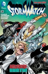 DC - Stormwatch (New52) # 28