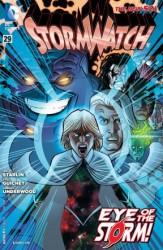 DC - Stormwatch (New52) # 29