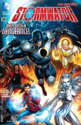 DC - Stormwatch (New52) # 30