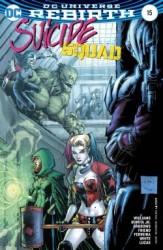 DC - Suicide Squad # 15 Variant