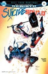 DC - Suicide Squad # 22
