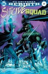 DC - Suicide Squad # 23 Variant