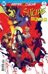 DC - Suicide Squad # 9 (JL SS)