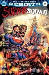 DC - Suicide Squad # 19 Variant