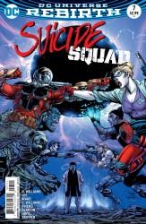 DC - Suicide Squad # 7