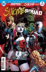 DC - Suicide Squad # 8