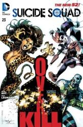DC - Suicide Squad (New 52) # 23