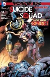 DC - Suicide Squad (New 52) # 25