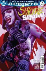 DC - Suicide Squad # 4 Variant