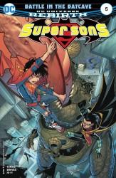 DC - Super Sons # 5