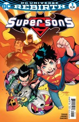 DC - Super Sons # 1