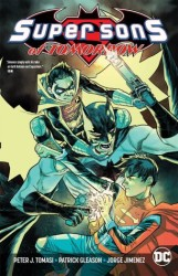 DC - Super Sons Of Tomorrow TPB
