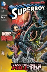 DC - Superboy (New 52) # 22