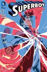 DC - Superboy (New 52) # 32