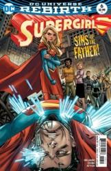 DC - Supergirl # 6
