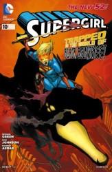 DC - Supergirl (New 52) # 10