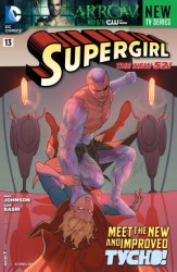 DC - Supergirl (New 52) # 13