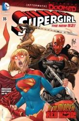 DC - Supergirl (New 52) # 35