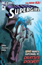 DC - Supergirl (New 52) # 6