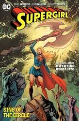 DC - Supergirl Vol 2 Sins Of The Circle TPB