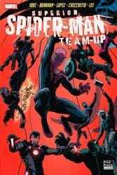 Marmara Çizgi - Superior Spider-Man Team-Up Sayı 5