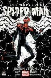 Marmara Çizgi - Superior Spider-Man Cilt 5 Üstün Venom