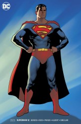 DC - Superman (2018) # 12 Variant