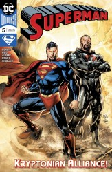 DC - Superman (2018) # 5