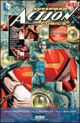 DC - Superman Action Comics (Yeni 52) Cilt 3 Günlerin Sonu