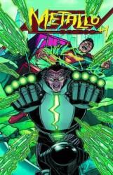 DC - Superman Action Comics (New 52) # 23.4 Metallo Lenticular Variant