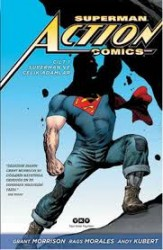 DC - Superman Action Comics (Yeni 52) Cilt 1 Superman ve Çelik Adamlar