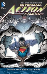 DC - Superman Action Comics (New 52) Vol 6 Superdoom TPB
