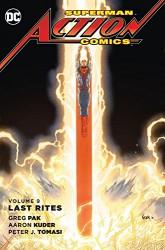 DC - Superman Action Comics (New 52) Vol 9 Last Rites HC