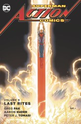 DC - Superman Action Comics Vol 9 Last Rites TPB