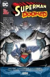 YKY - Superman Doomed (Yeni 52) Cilt 1