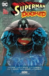 YKY - Superman Doomed (Yeni 52) Cilt 2