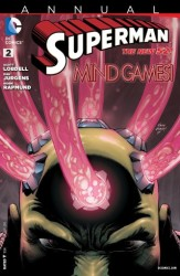 DC - Superman (New 52) Annual # 2