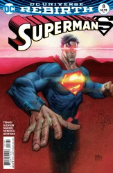 DC - Superman #8 Variant