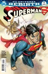 DC - Superman # 9 Variant