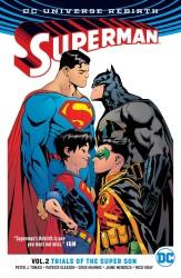 DC - Superman (Rebirth) Vol 2 Trials of the Super Son TPB