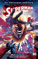 DC - Superman (Rebirth) Vol 3 Multiplicity TPB