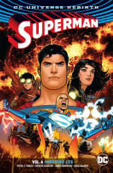 DC - Superman (Rebirth) Vol 6 Imperius Lex TPB
