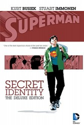 DC - Superman Secret Identity TPB