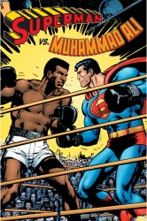DC - Superman vs Muhammad Ali Deluxe Edition HC
