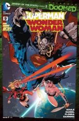 DC - Superman Wonder Woman (New 52) # 9
