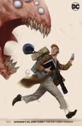 DC - Superman's Pal Jimmy Olsen # 1 Oliver Variant