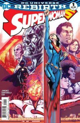Superwoman # 1