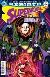 DC - Superwoman # 3